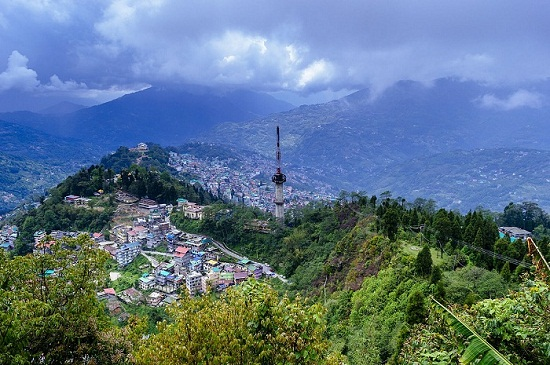 gangtok tour north east india