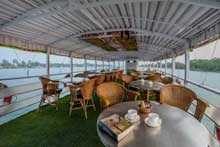 Luxury Boat Rides Sundarban