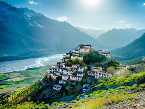 Ladakh Tour Package from Kolkata