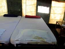 Resort at Bhitarkanika Bedroom