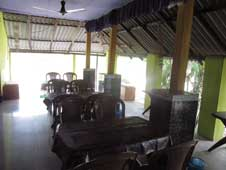 Resort at Bhitarkanika Dining Place