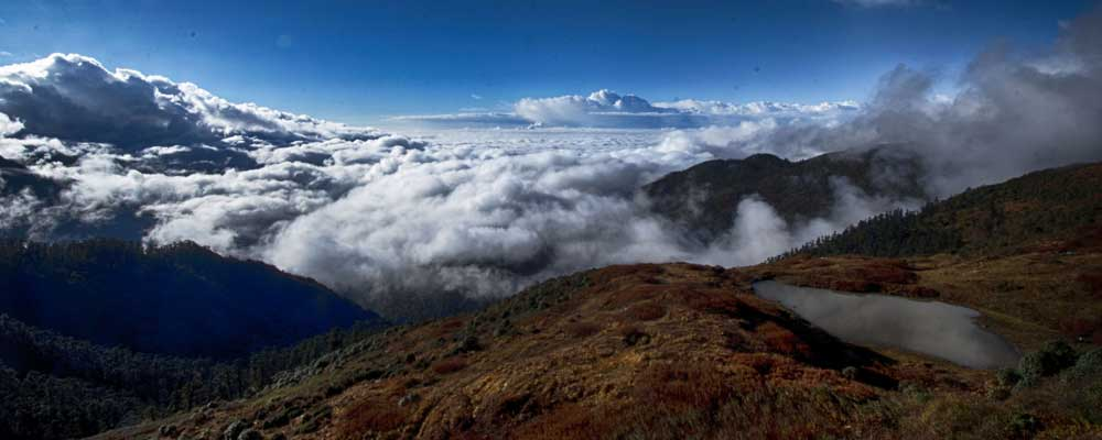 Sandakphu Tour Package